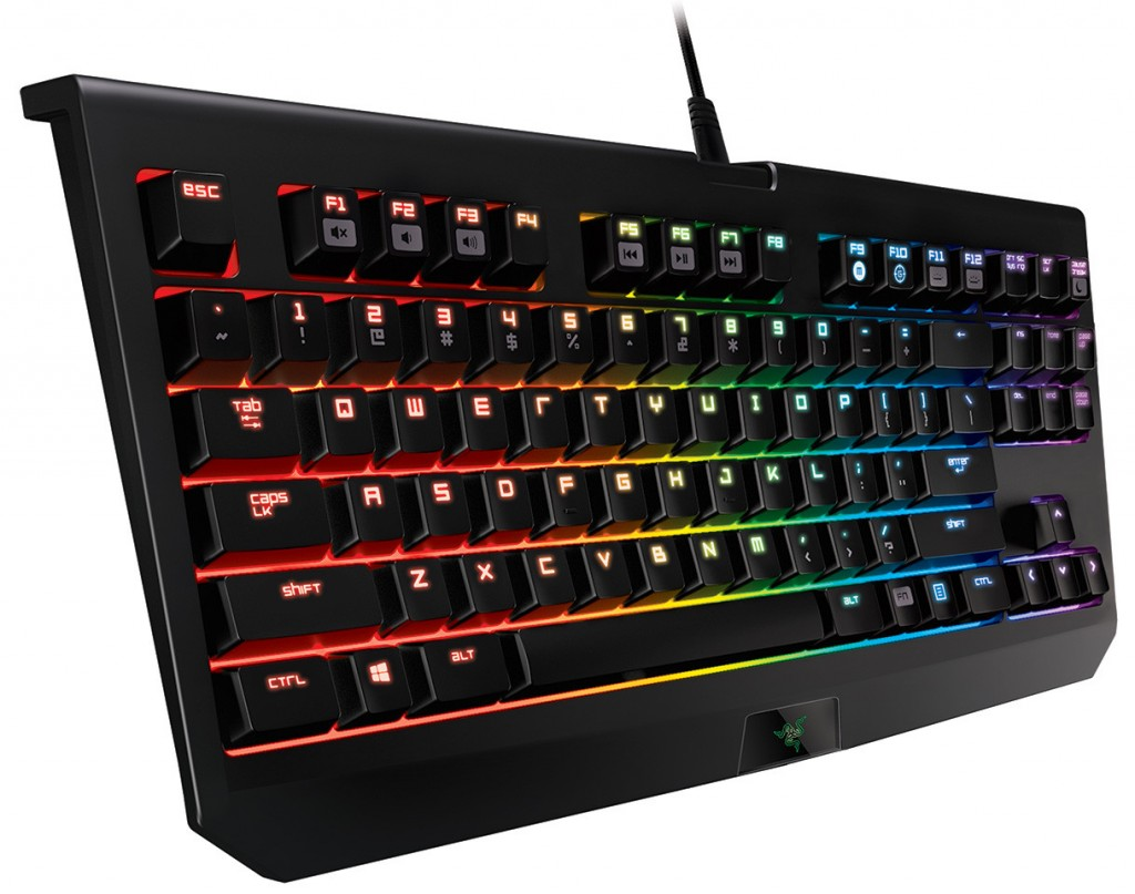 Razer BlackWidow Tournament Edition Chroma 01