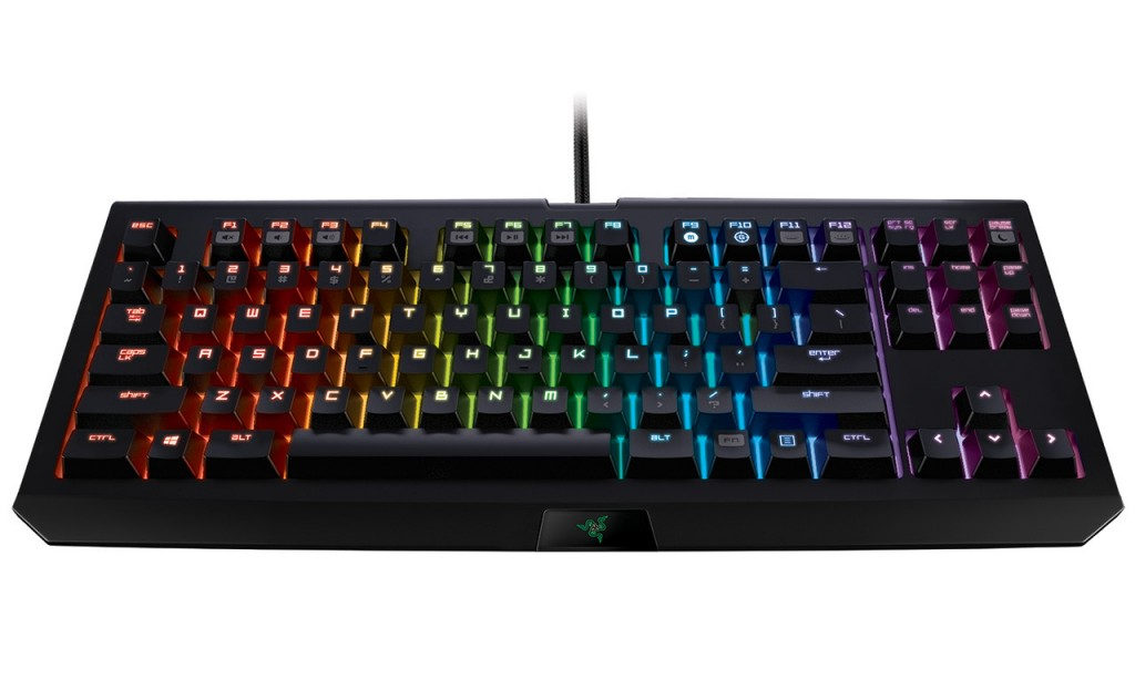 Razer BlackWidow Tournament Edition Chroma 02