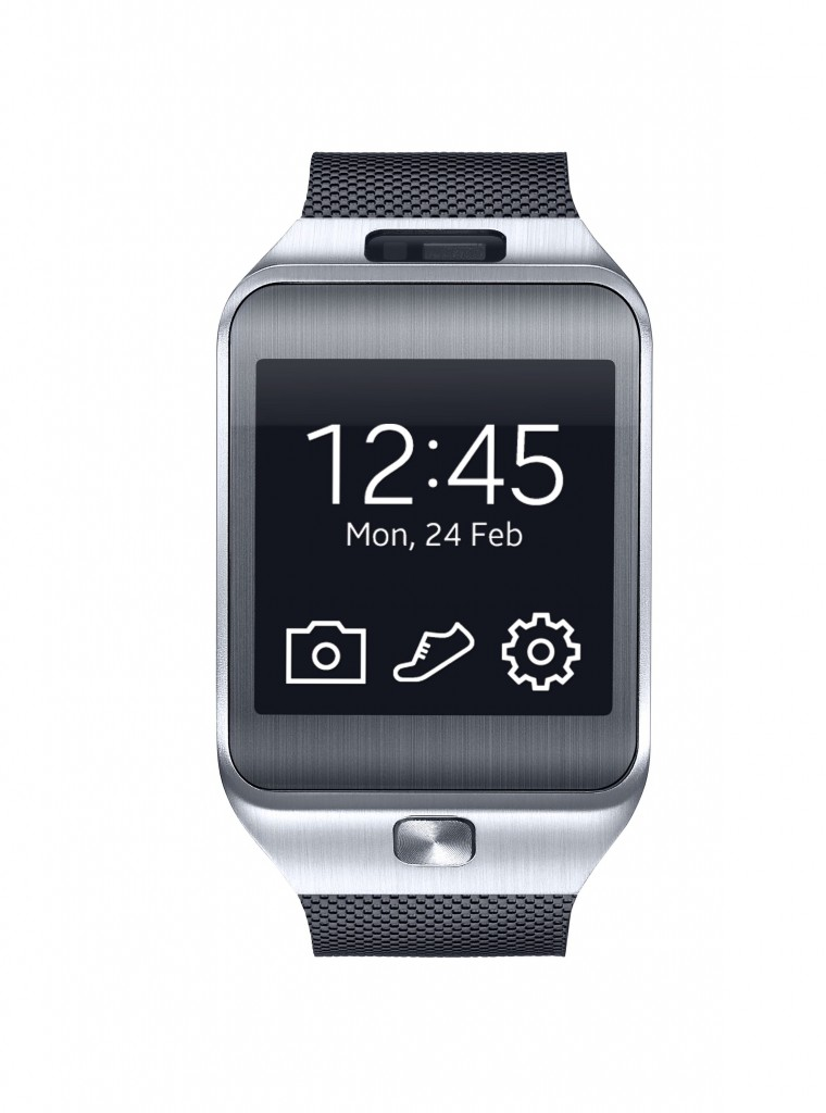 Samsung Galaxy Gear 2 Black
