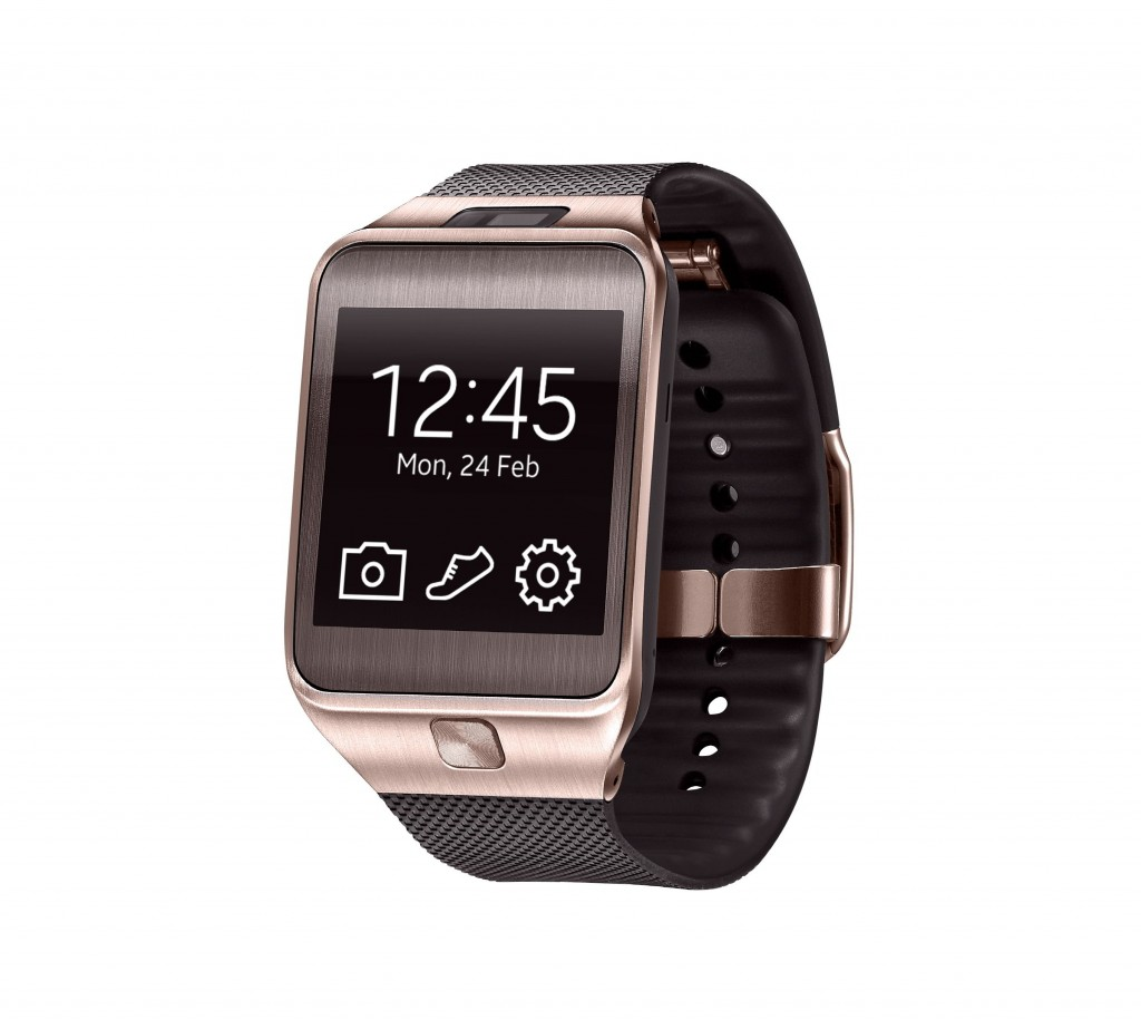 Samsung Galaxy Gear 2 Gold
