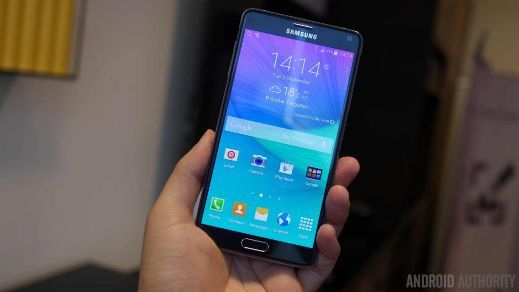 Samsung Galaxy Note 4 01