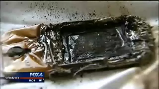 Samsung Galaxy S4 izgoreo