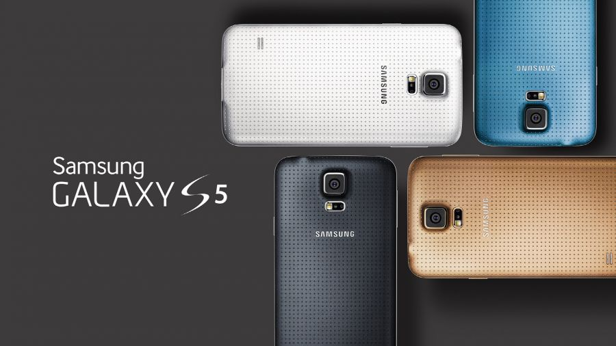 Samsung Galaxy S5 01
