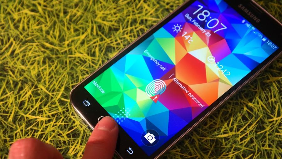 Samsung Galaxy S5 05