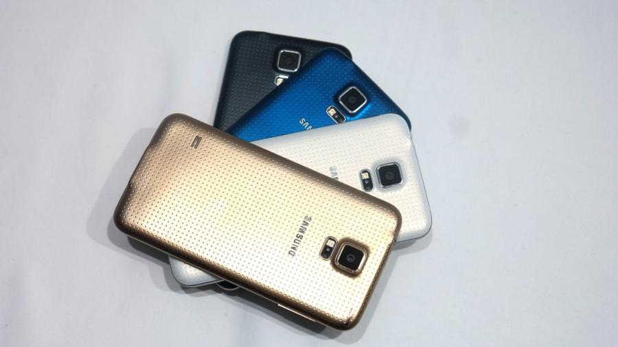 Samsung Galaxy S5 08