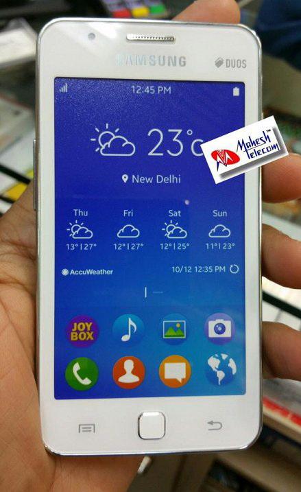 Samsung Z1 00