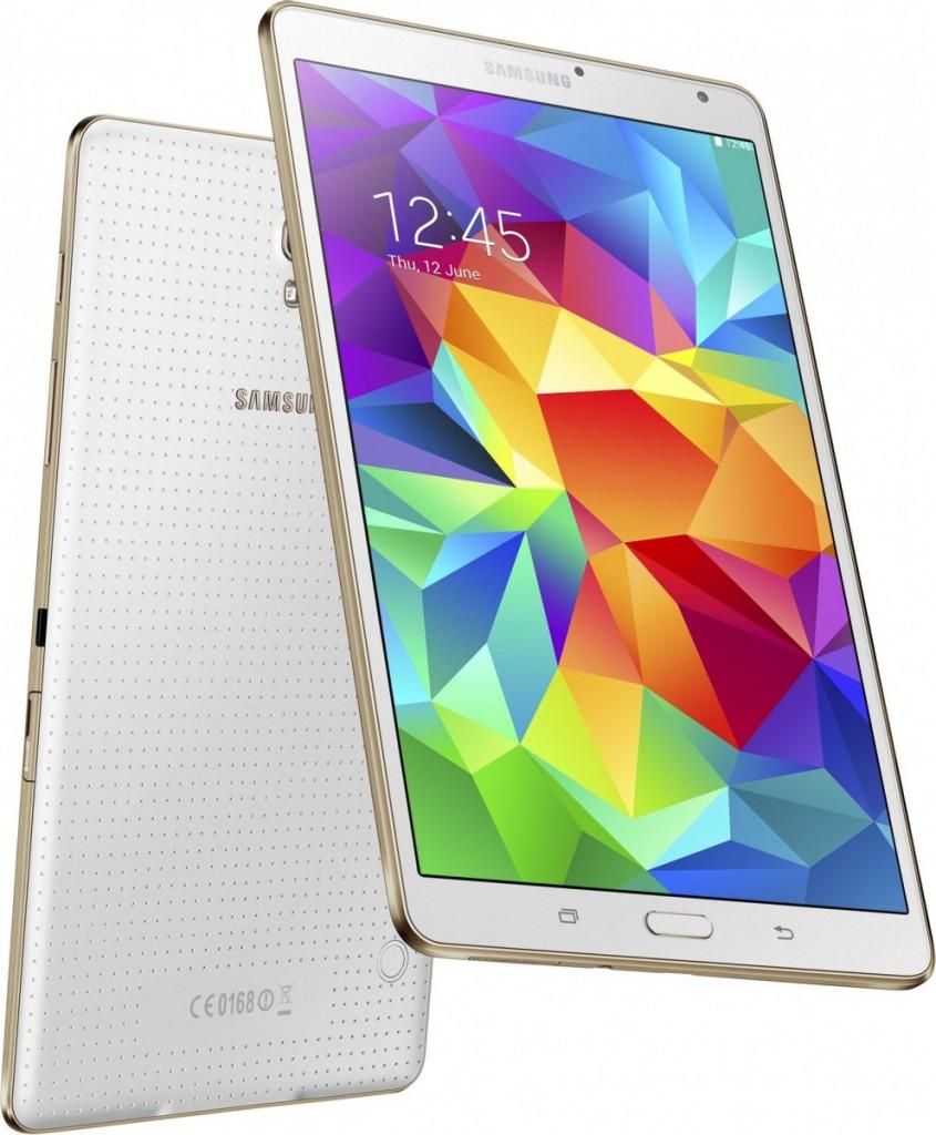 Samsung belo-zlatna
