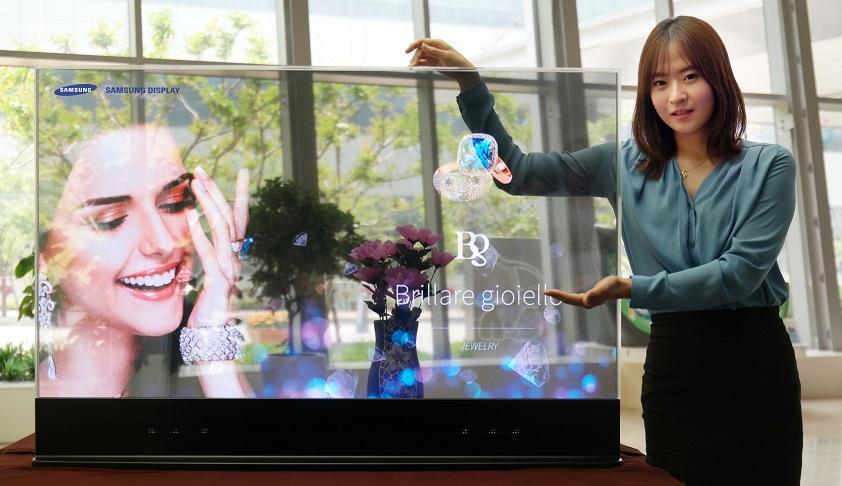 Samsung transparent OLED 01