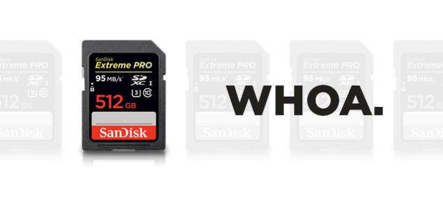 SanDisk 512GB