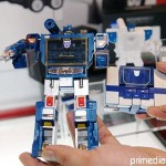 Soundwave Transforming