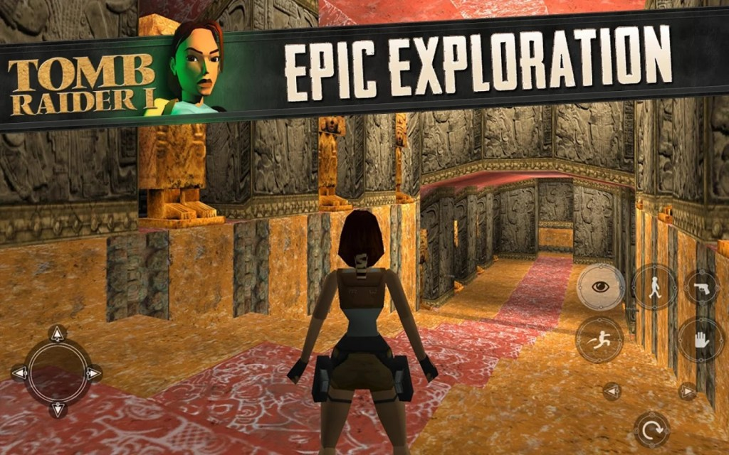Tomb Raider 1 Android 03