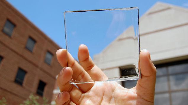 Transparentni solarni paneli 01