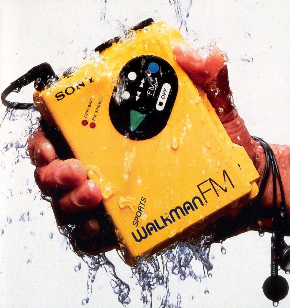Walkman WM-F5
