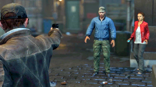 Watch Dogs - trailer video