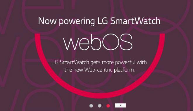 WebOS Smartwatch 01