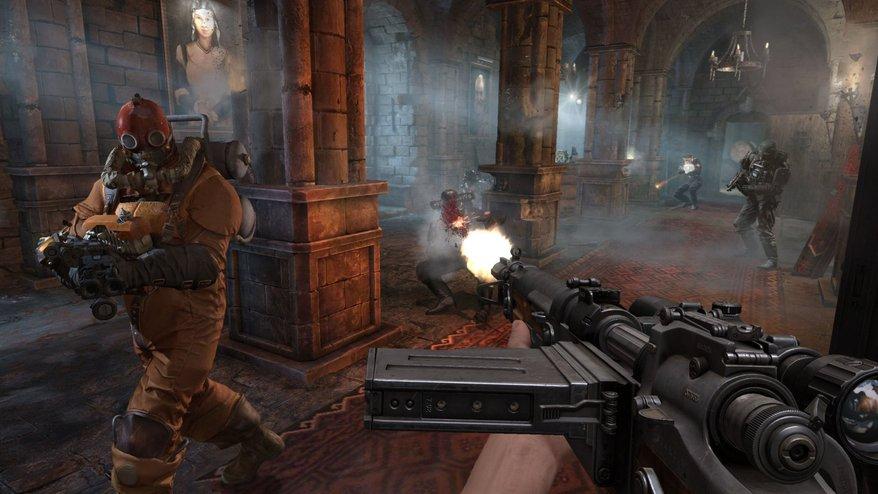 Wolfenstein - The Old Blood 2