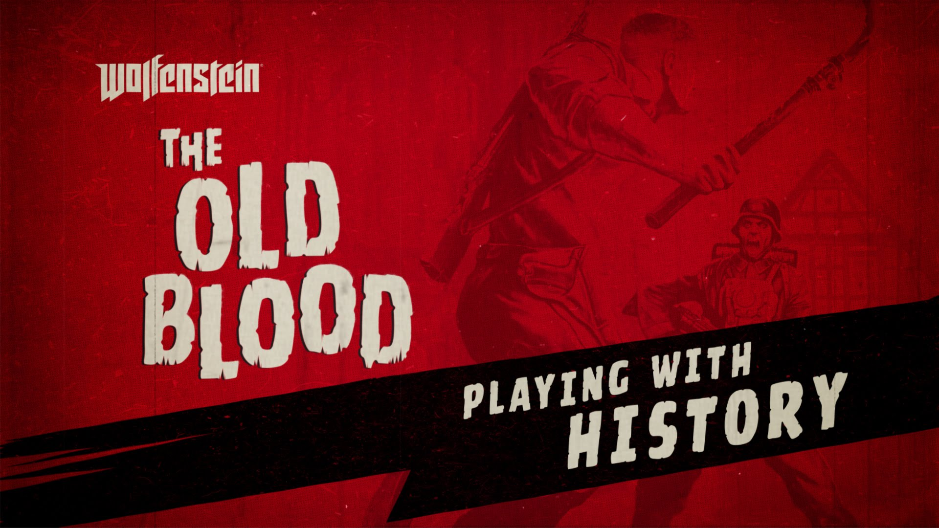 Wolfenstein The Old Blood Exclusive Gameplay Reveal
