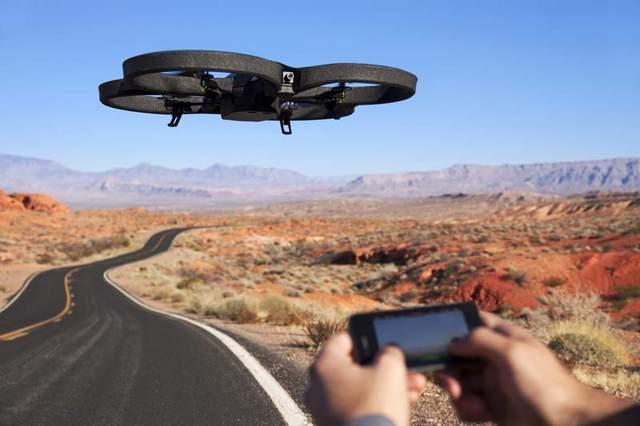 bilde drone