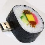 usb flash sushi