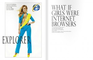 fashion affair_internet browsers_girls