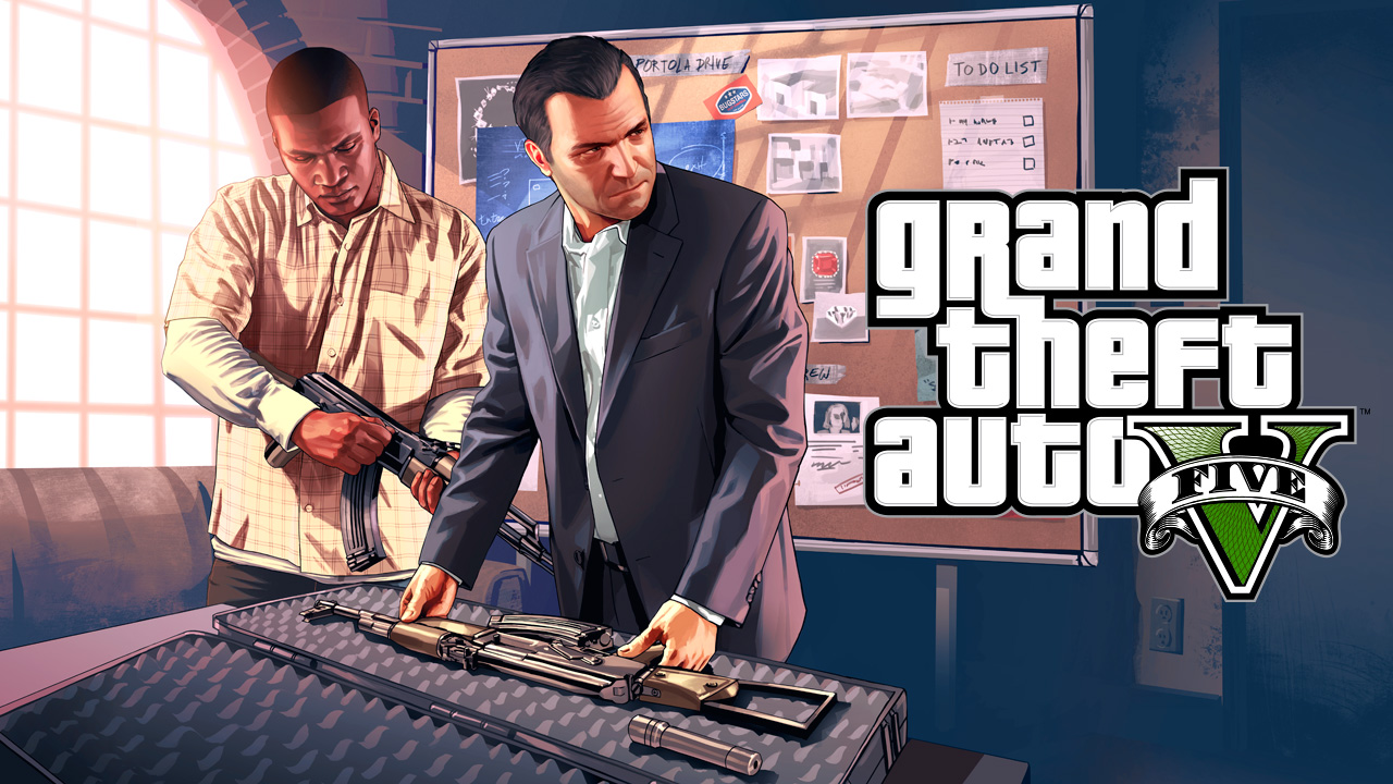 gta-5 - all games