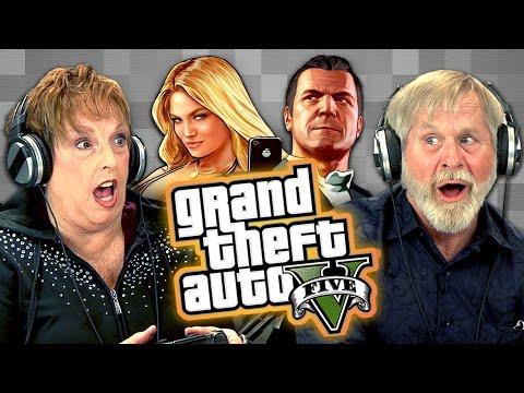 GTA 5 Elders hqdefault