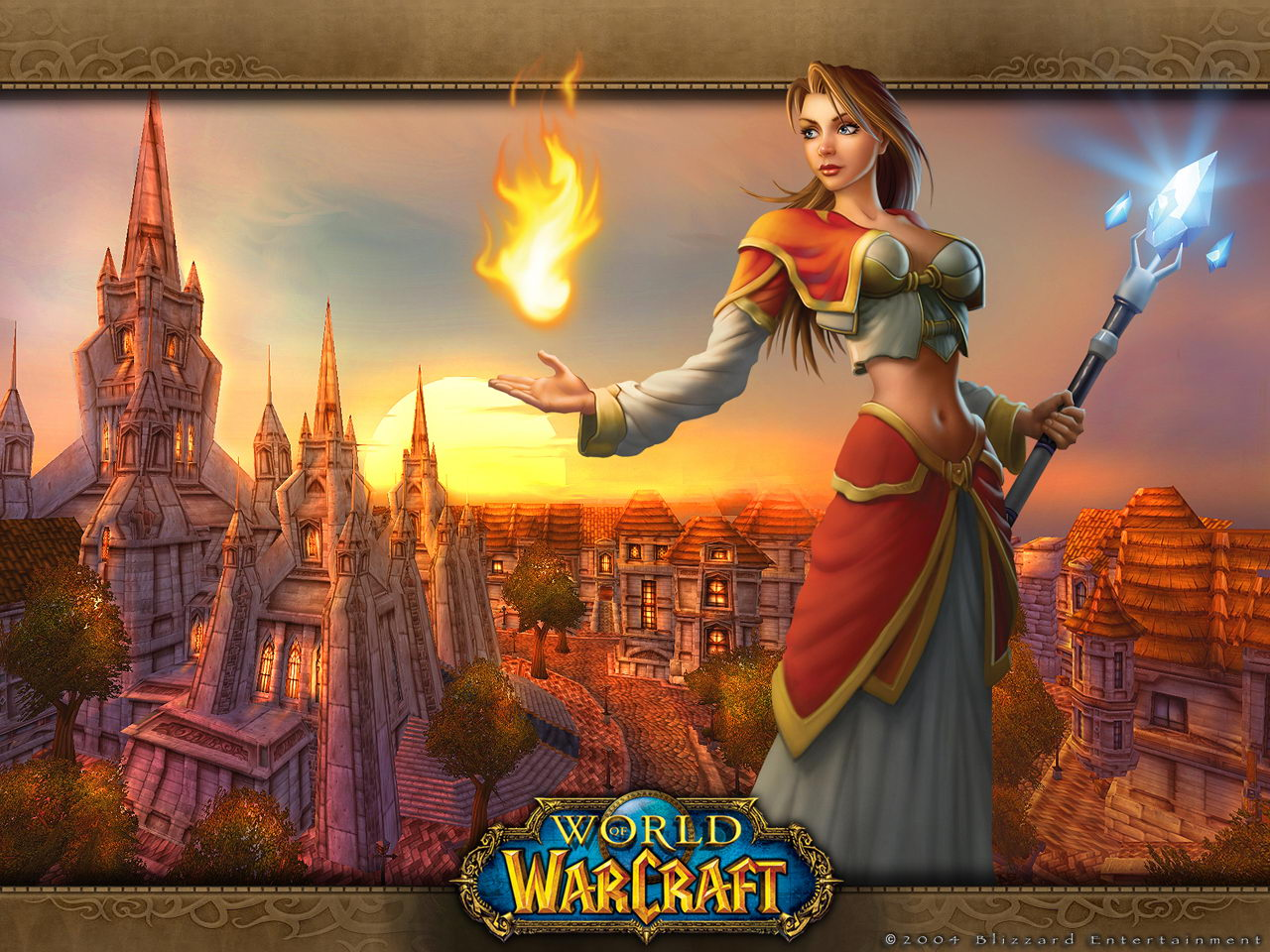 human-mage-wow-wallpaper