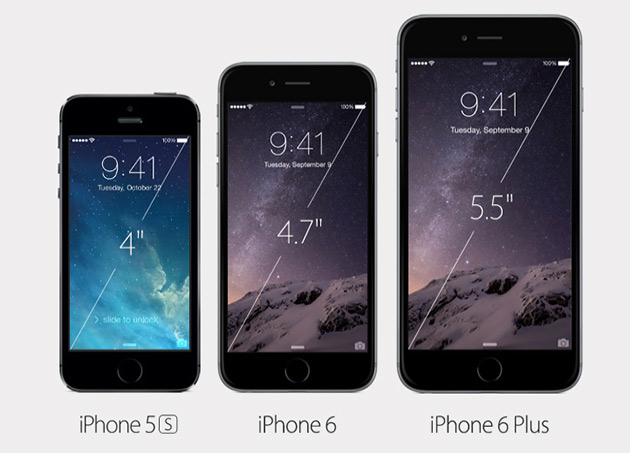 iPhone 5 vs 6