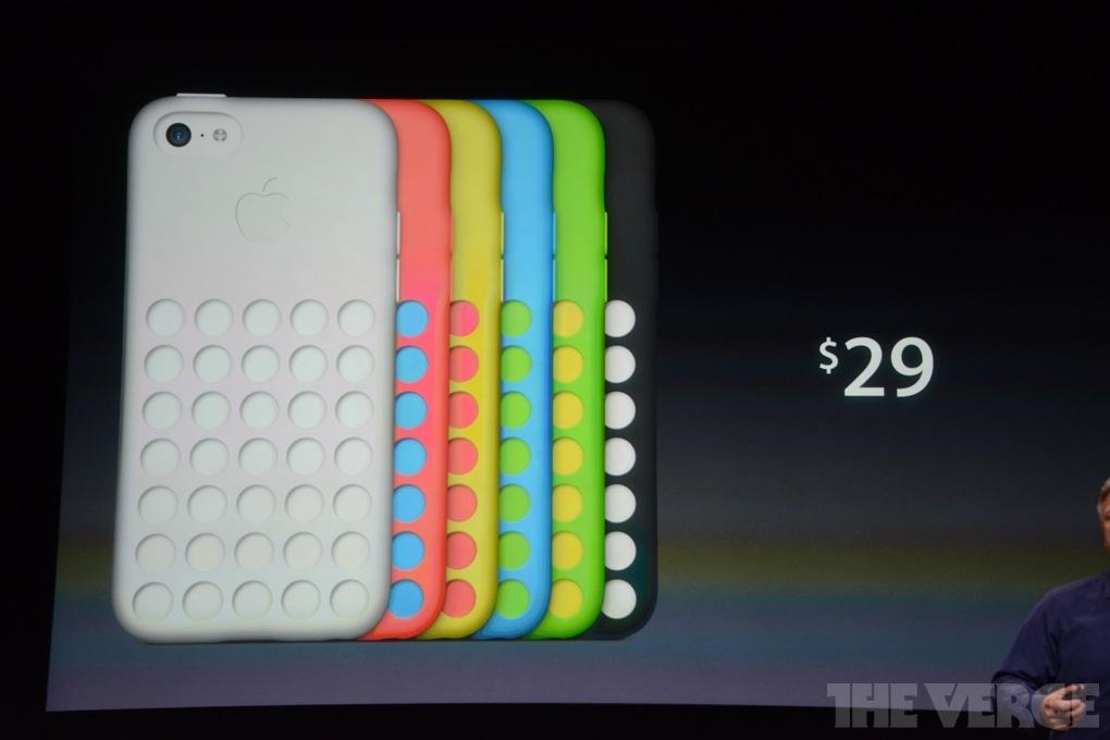 iPhone 5C zaštite