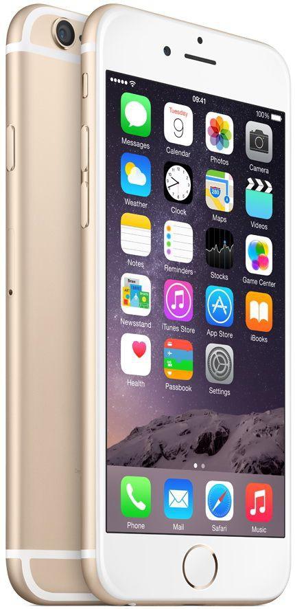 iPhone Zlatni