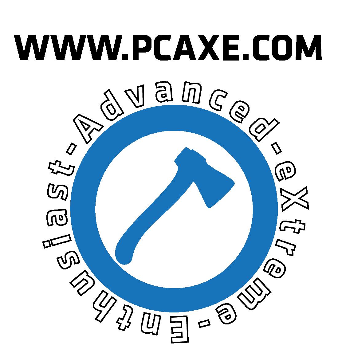 PCAXE logo
