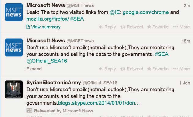 microsoft-news-account-hacked