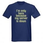 server down shirt